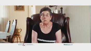 Weitz and Luxenberg TV Spot, 'Mrs. Siedlecki' - Thumbnail 3
