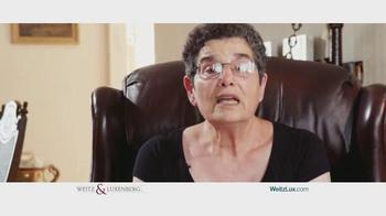 Weitz and Luxenberg TV Spot, 'Mrs. Siedlecki' - Thumbnail 6