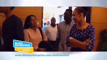 Black Enterprise TV Spot, '2016 TechConneXt Summit' - Thumbnail 3