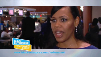 Black Enterprise TV Spot, '2016 TechConneXt Summit' - Thumbnail 4