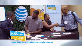 Black Enterprise TV Spot, '2016 TechConneXt Summit' - Thumbnail 5