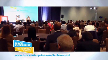 Black Enterprise TV Spot, '2016 TechConneXt Summit' - Thumbnail 6