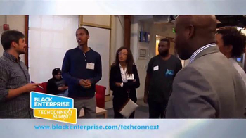 Black Enterprise TV Spot, '2016 TechConneXt Summit' - Thumbnail 8