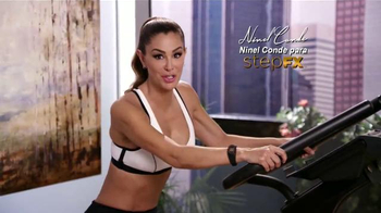Copper Fit StepFX TV Spot, 'Medidor de ejercicio' con Ninel Conde [Spanish]