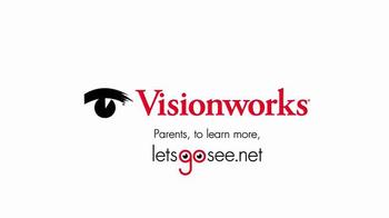 Visionworks TV Spot, 'Disney Junior: Annual Exam' - Thumbnail 6