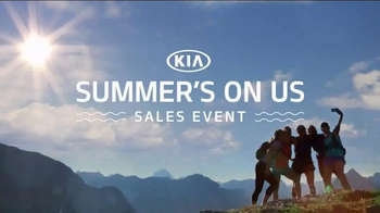 Kia Summer's On Us Sales Event TV Spot, 'Soul & Forte' - 1600 commercial airings