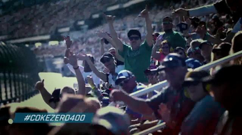 Daytona International Speedway TV Spot, '2016 Coke Zero 400'