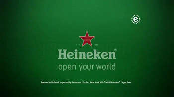 Heineken TV Spot, 'Soccer Is Here: Carli Lloyd' - Thumbnail 10