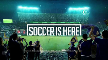 Heineken TV Spot, 'Soccer Is Here: Carli Lloyd' - Thumbnail 9