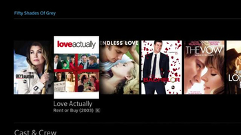 XFINITY X1 TV Spot, '2016 May: Romantic Movies' - Thumbnail 4