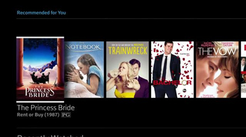 XFINITY X1 TV Spot, '2016 May: Romantic Movies' - Thumbnail 7