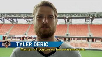 Major League Soccer TV Spot, 'MLS Works: Desastres naturales' [Spanish] - Thumbnail 5