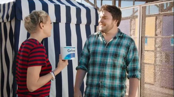 Cottonelle Clean Care TV Spot, 'Happy Bum' Featuring Cherry Healey - Thumbnail 7