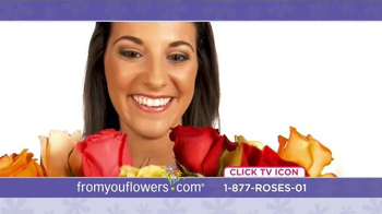 FromYouFlowers.com Mother's Day Special TV Spot, 'A Happy Mom'