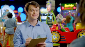 Chuck E. Cheese's TV Spot, 'More Mom Suggestions'