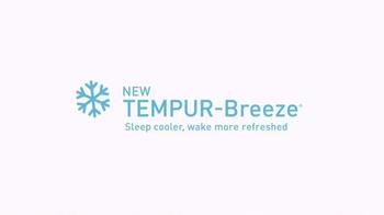 Tempur-Pedic TEMPUR-Breeze TV Spot, 'It's a Breeze' - Thumbnail 8
