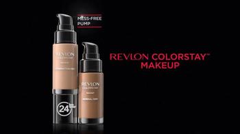 Revlon ColorStay TV Spot, 'Choose Love: Foundation' Ft. Alejandra Espinoza - Thumbnail 3