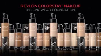 Revlon ColorStay TV Spot, 'Choose Love: Foundation' Ft. Alejandra Espinoza - Thumbnail 9