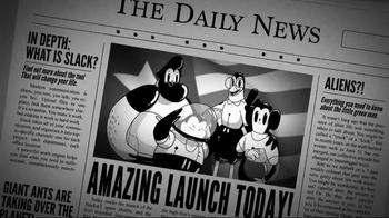 Slack TV Spot, 'Spaceship!'