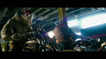 Mega Bloks Teenage Mutant Ninja Turtles: Out of the Shadows TV Spot, 'Race' - Thumbnail 1