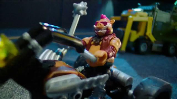 Mega Bloks Teenage Mutant Ninja Turtles: Out of the Shadows TV Spot, 'Race' - Thumbnail 3