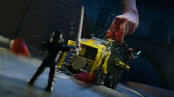 Mega Bloks Teenage Mutant Ninja Turtles: Out of the Shadows TV Spot, 'Race' - Thumbnail 4
