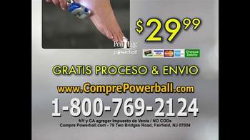 PedEgg Powerball TV Spot, 'Esfera giratoria' [Spanish] - Thumbnail 10