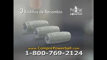 PedEgg Powerball TV Spot, 'Esfera giratoria' [Spanish] - Thumbnail 7