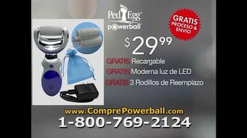 PedEgg Powerball TV Spot, 'Esfera giratoria' [Spanish] - Thumbnail 9