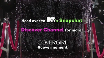 CoverGirl TV Spot, 'MTV: Prom Night' Featuring Teala Dunn - Thumbnail 3