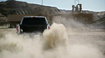 2016 Ford F-150 TV Spot, 'Battle Tested' - Thumbnail 1