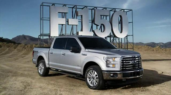 2016 Ford F-150 TV Spot, 'Battle Tested' - Thumbnail 10