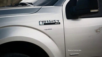 2016 Ford F-150 TV Spot, 'Battle Tested' - Thumbnail 2