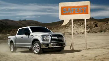 2016 Ford F-150 TV Spot, 'Battle Tested' - Thumbnail 5