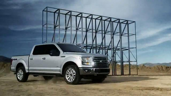 2016 Ford F-150 TV Spot, 'Battle Tested' - Thumbnail 9
