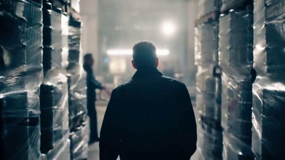 Modelo TV Commercial, 'Luchando por la perfecci??n con Jorge Burgos'