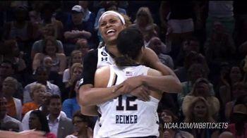 NCAA TV Spot, '2017 Women's Final Four' Featuring Brenda Frese - 1 commercial airings