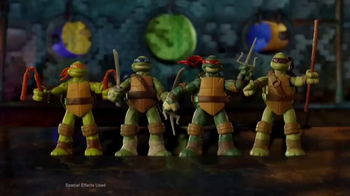 Teenage Mutant Ninja Turtles Micro Mutants TV Spot, 'Donnie Pet Playset' - Thumbnail 1