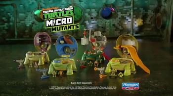 Teenage Mutant Ninja Turtles Micro Mutants TV Spot, 'Donnie Pet Playset' - Thumbnail 10
