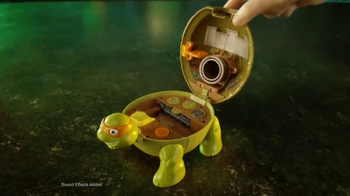 Teenage Mutant Ninja Turtles Micro Mutants TV Spot, 'Donnie Pet Playset' - Thumbnail 4