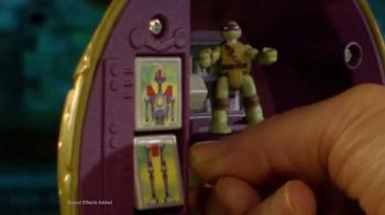 Teenage Mutant Ninja Turtles Micro Mutants TV Spot, 'Donnie Pet Playset' - Thumbnail 6