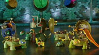 Teenage Mutant Ninja Turtles Micro Mutants TV Spot, 'Donnie Pet Playset' - Thumbnail 9