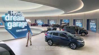 Honda Dream Garage Sales Event TV Spot, 'Doors: 2017 HR-V' [T2] - Thumbnail 2