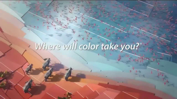 Sherwin-Williams TV Spot, 'Safari Animated' - Thumbnail 9