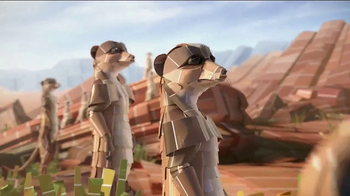 Sherwin-Williams TV Spot, 'Safari Animated' - Thumbnail 6