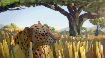 Sherwin-Williams TV Spot, 'Safari Animated' - Thumbnail 7