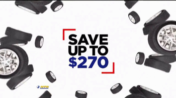 National Tire & Battery TV Spot, 'Cooper Tires and Rebate' - Thumbnail 2