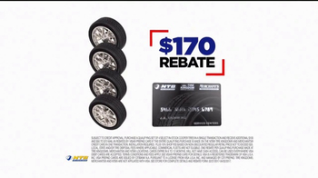 National Tire & Battery TV Spot, 'Cooper Tires and Rebate' - Thumbnail 4