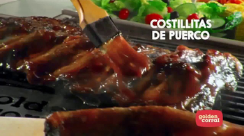 Golden Corral Meat Lovers Spectacular TV Spot, 'Favoritos' [Spanish] - Thumbnail 6