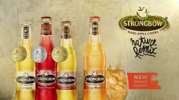 Strongbow Hard Apple Ciders TV Spot, 'Remix' Song by Crystal Fighters - Thumbnail 8